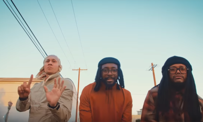 Watch The Black Eyed Peas' 4Ever music video, featuring Esthero