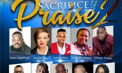 Thinah Zungu set to perform at Sacrifice and Praise 2