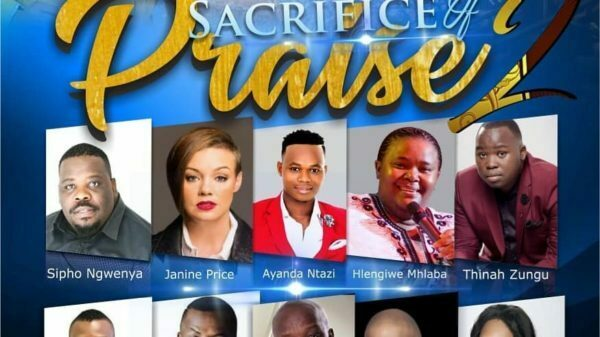 Thinah Zungu set to perform at Sacrifice and Praise 2