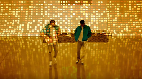 Trey Songz and Chris Brown's Chi Chi music video reaches 3 million views Chris Brown
