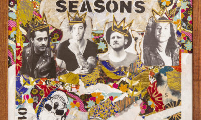 Listen to American Authors' new album, Seasons