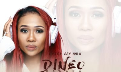 Dineo Ranaka debuts her first music mix on Metro FM