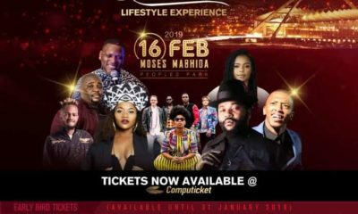 Moses Mabhida stadium presents second annual Lovers and Friends music concert