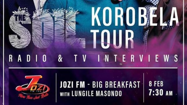 The Soil announces media tour ahead of Korobela performances