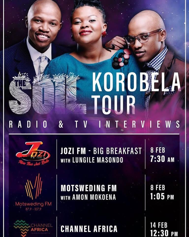The Soil announces media tour ahead of Korobela performances