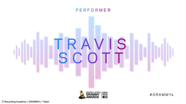Travis Scott to perform at the 61st Grammy Awards