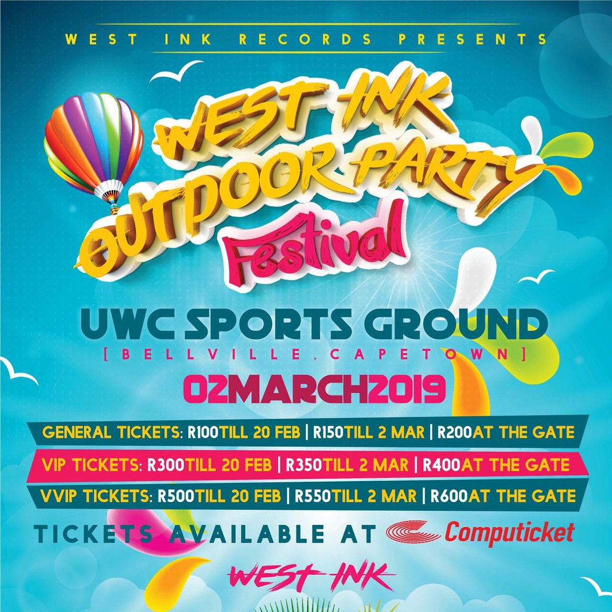Tipcee to perform at West Ink Outdoor Festival