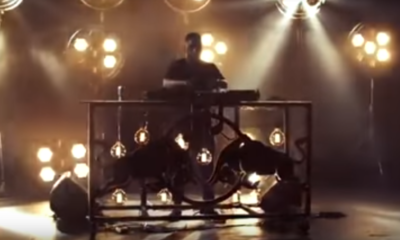 DJ Shimza's Beyond The Sound live music set