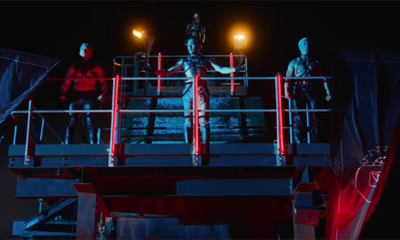 Watch Iceland's Entry to Eurovision 2019: Hatari's Hatrið mun sigra music video