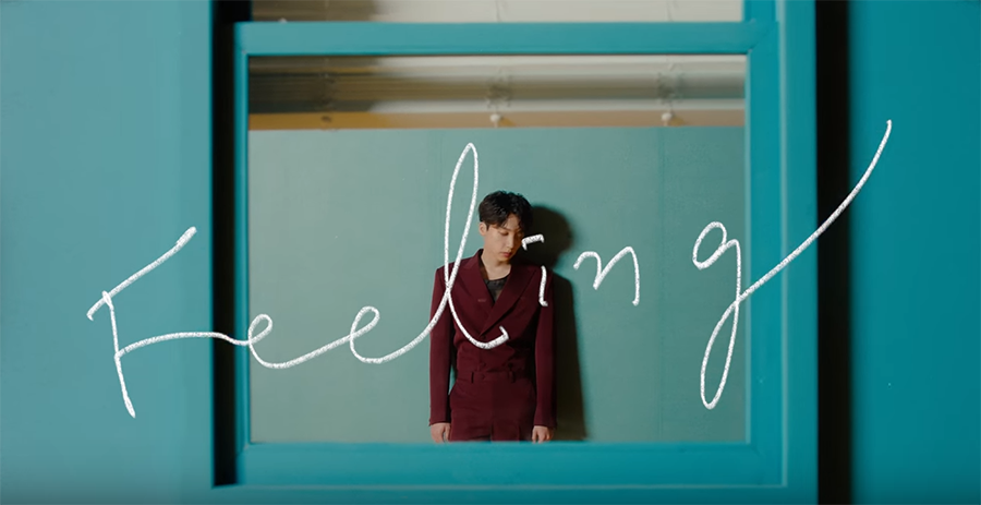 Watch Jeong Sewoon - Feeling ft Penomeco