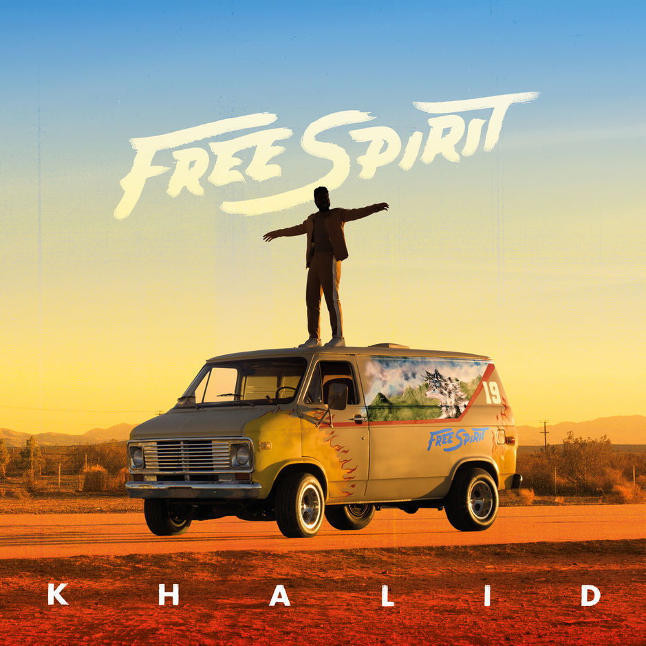 Listen to Khalid's new album, Free Spirit
