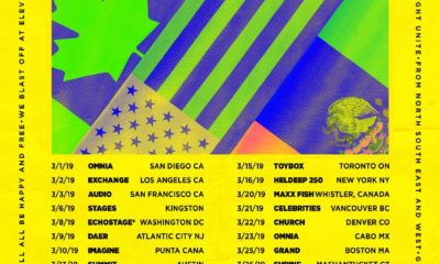 Oliver Heldens continues his worldwide tour