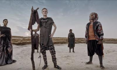 Watch Ralf Gum's Uyakhala music video, featuring Mafikizolo