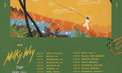 Shane Eagle joins Bas on his Milky Way tour