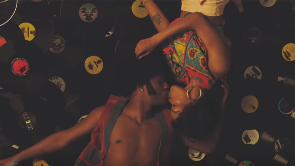 Watch Teyana Taylor's Issues/Hold On music video