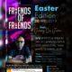 Vinny Da Vinci headlines Giyani's Friends of Friends Easter edition