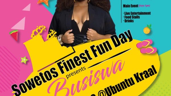 Busiswa headlines Soweto's Finest Fun Day: Gqom Boot Camp