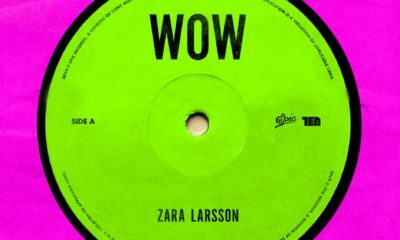 to Zara Larsson's single, Wow