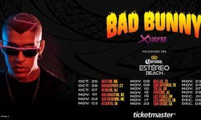 Bad Bunny announces additional US tour dates