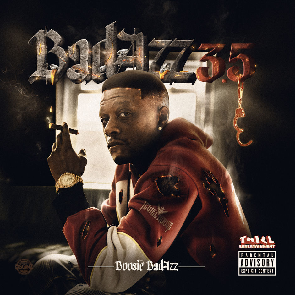 Listen to Boosie Badazz's new album, Badazz 3 5 | JustNje