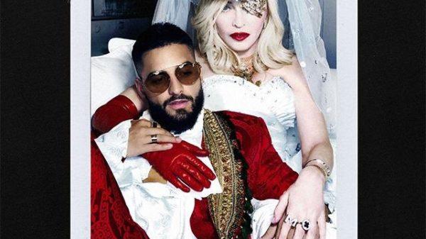 Listen to Madonna and Maluma's new single Medellin