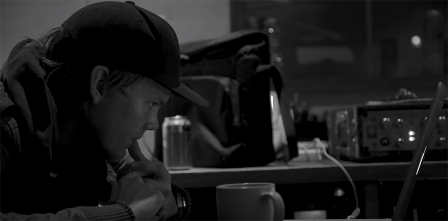 Watch the late Avicii - The Story Behind SOS ft Aloe Blacc Tim Bergling