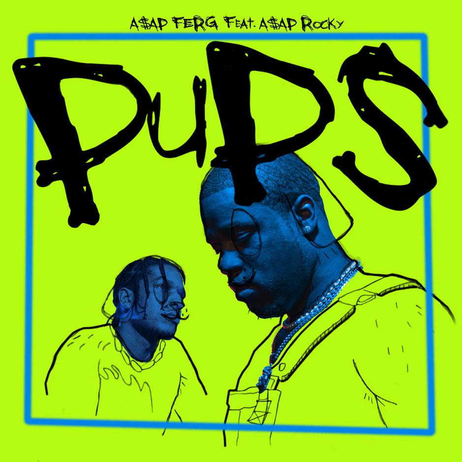 A$AP Ferg – Pups ft A$AP Rocky