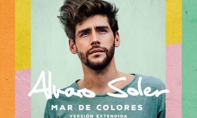 Alvaro Soler album Mar De Colores (Versión Extendida)