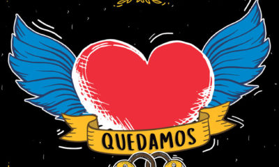 Cheyo Carrillo album Quedamos
