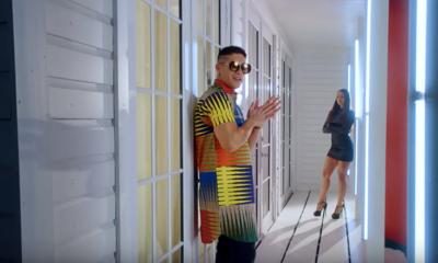 Watch Chyno Miranda and Farruko's Celosa music video