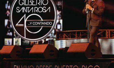 Gilberto Santa Rosa album 40…y Contando (En Vivo Desde Puerto Rico)