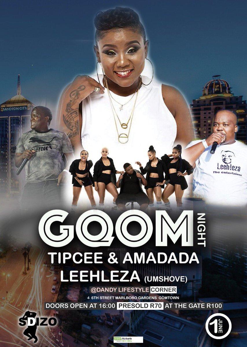 Gqom-Night-ft-Tipcee-x-Leehleza-x-Amadada
