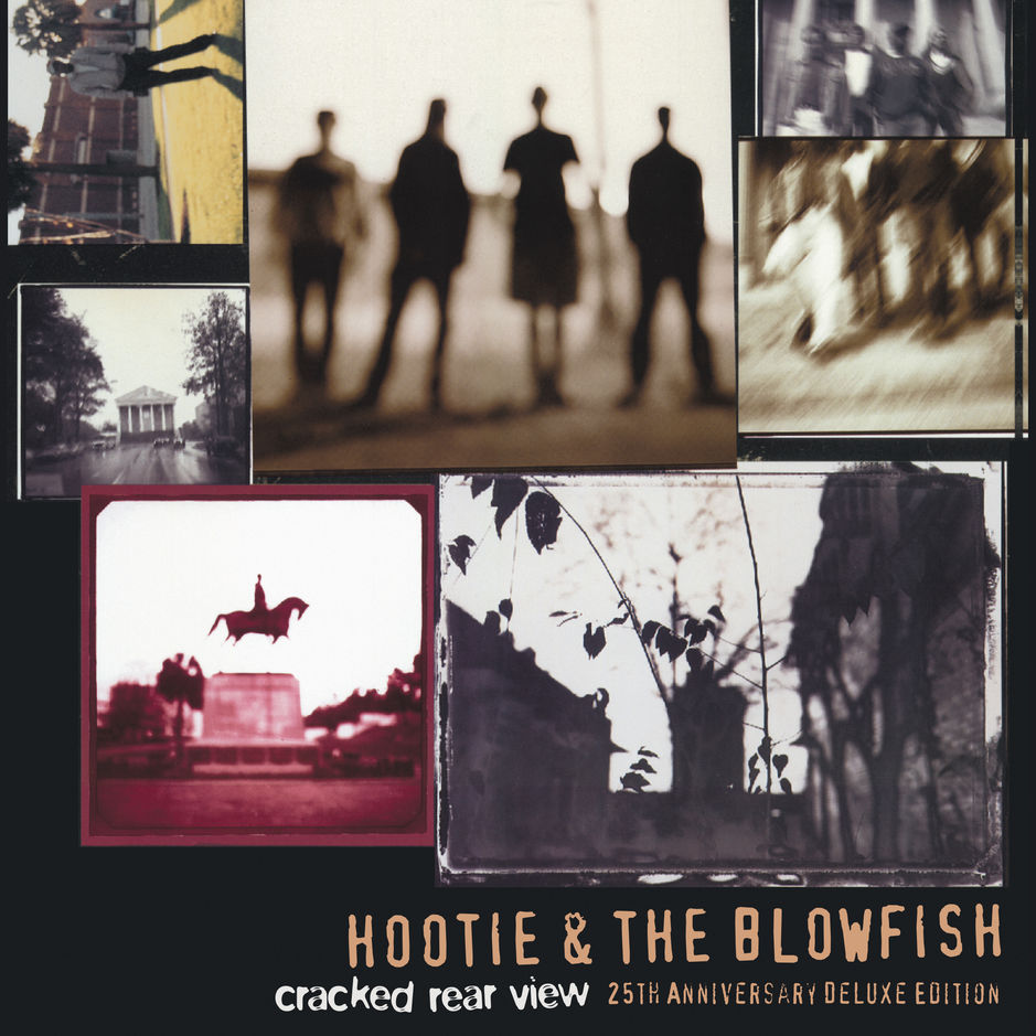 Hootie & The Blowfish album Cracked Rear View (25th Anniversary Deluxe Edition)