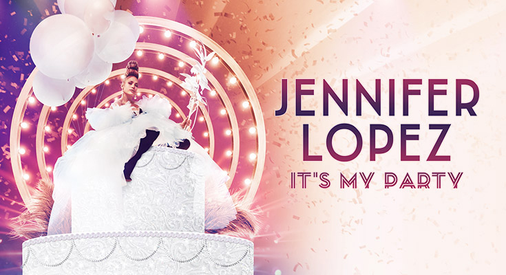 Jennifer Lopez' It's My Party Tour