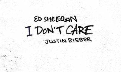 Ed Sheeran ft Justin Bieber - I Don't Care