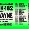 Lil Wayne and Blink-182 announce co-headlining tour