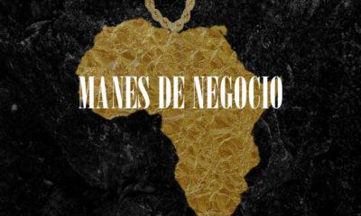 Los Rakas album Manes De Negocio