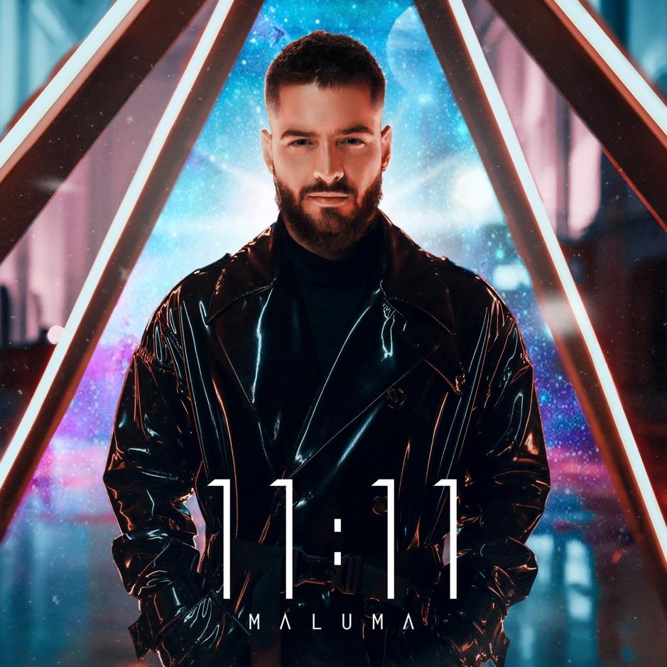 Maluma album 11:11