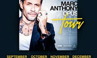 Marc Anthony opus tour