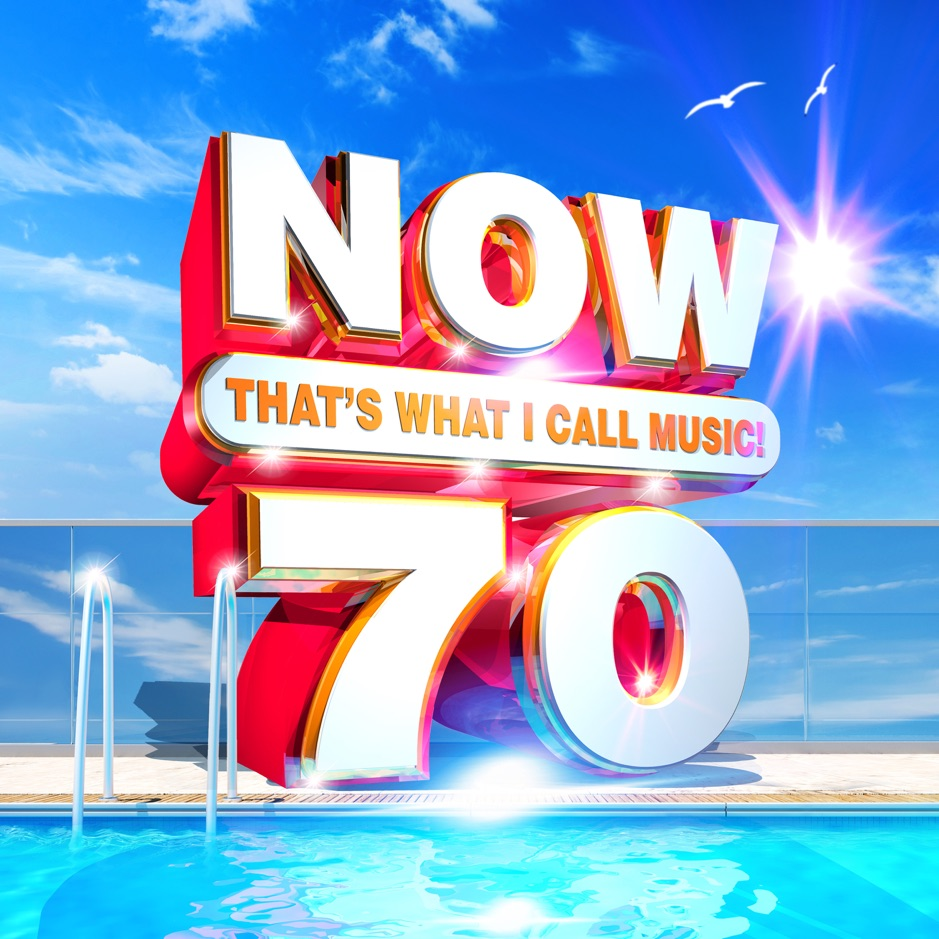 NOW That's What I Call Music! album Vol. 70