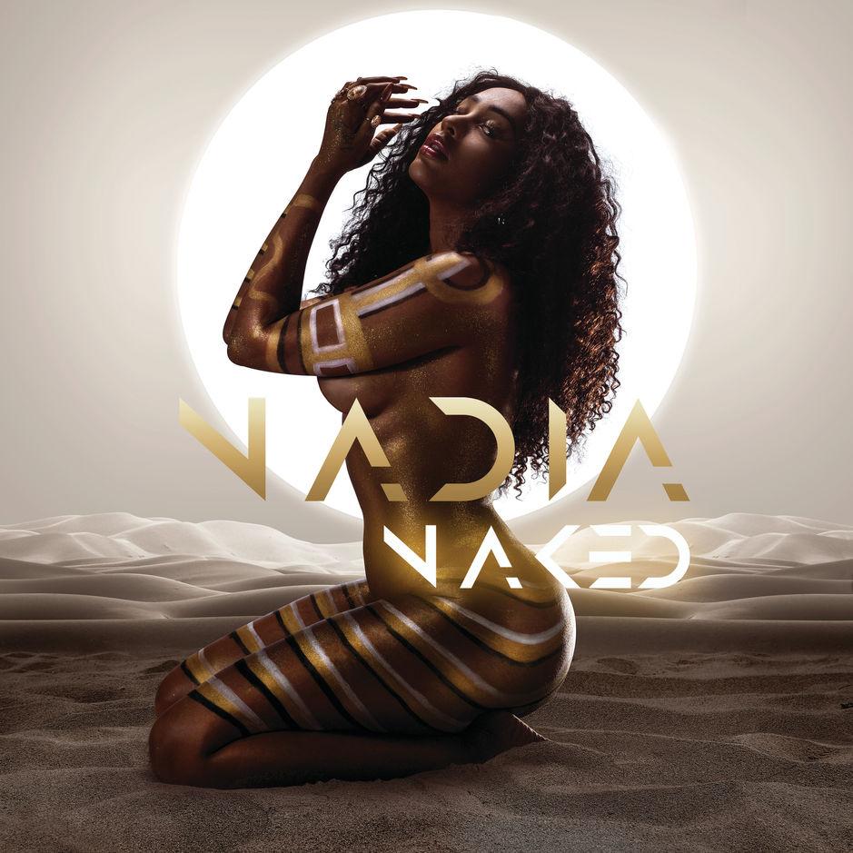 Nadia Nakai eyes the Album Of The Year award at the South African Hip Hop Awards