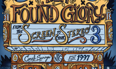 New Found Glory album From The Screen To Your Stereo 3