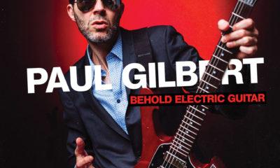 Paul Gilbert album Behold Electric Guitar
