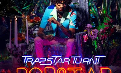 PnB Rock album TrapStar Turnt PopStar