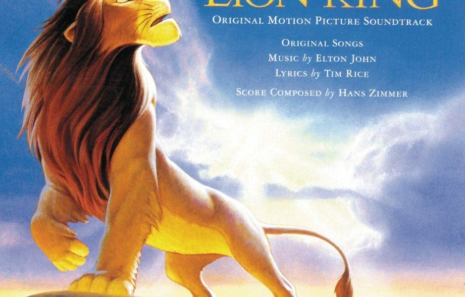 the lion king 1994 soundtrack album