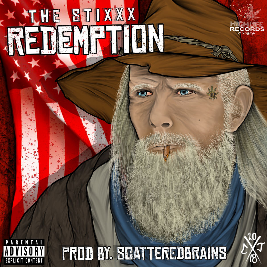The Stixxx album Redemption