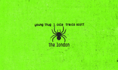 Young Thug - The London ft J. Cole x Travis Scott