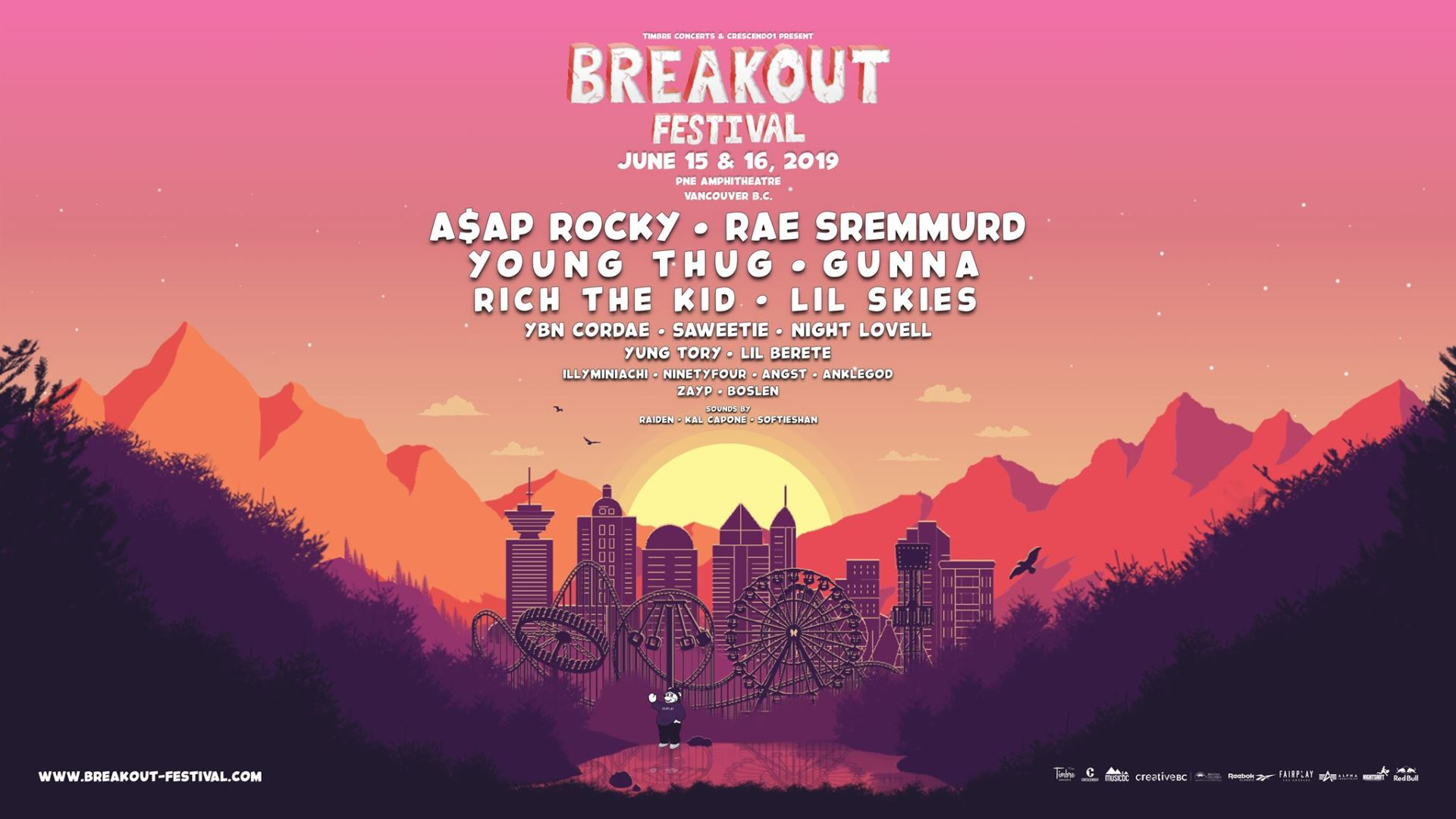 2019 Breakout Festival