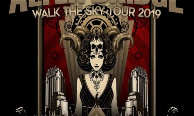 Alter Bridge Walk The Sky Tour