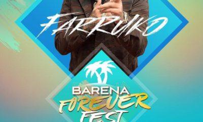 farukko at Barena Forever Fest 2019